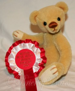 Fudge - 2010 British Bear Artist Award Nominee
