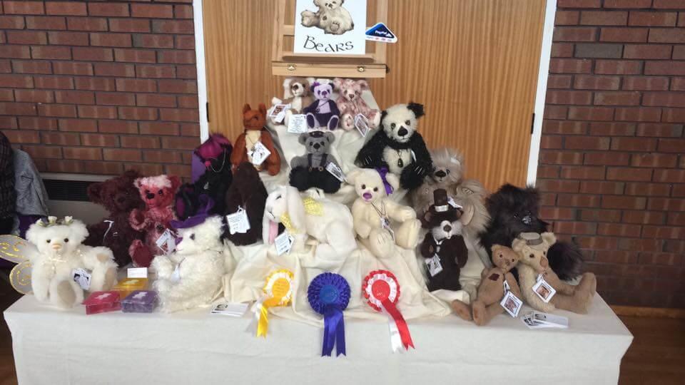 Craft fair and rabbit update