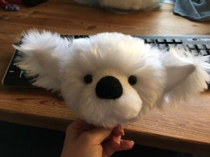 W.I.P Ælfweard - Ears and eyes pinned on