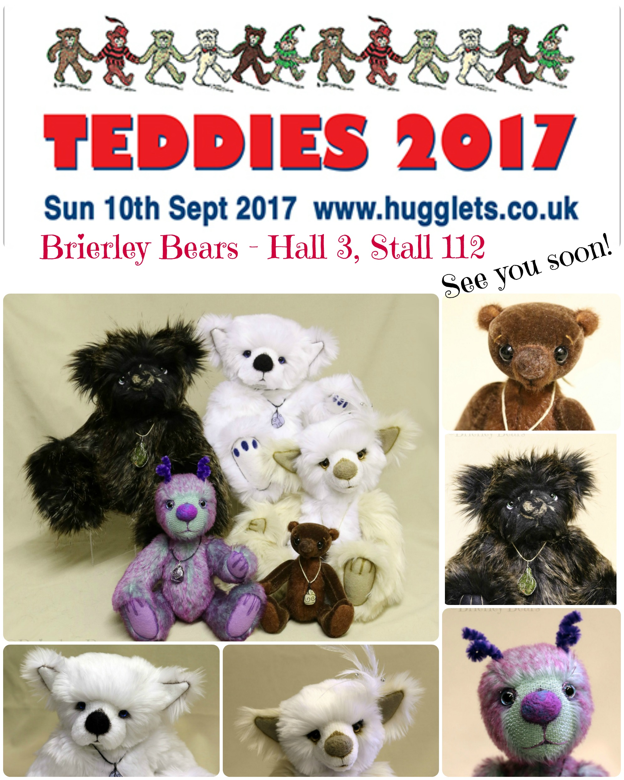 Hugglets Teddies Festival 2017 Preview