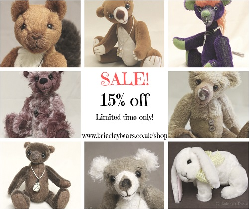 Happy New Year 2018! 15% off until 15th January!