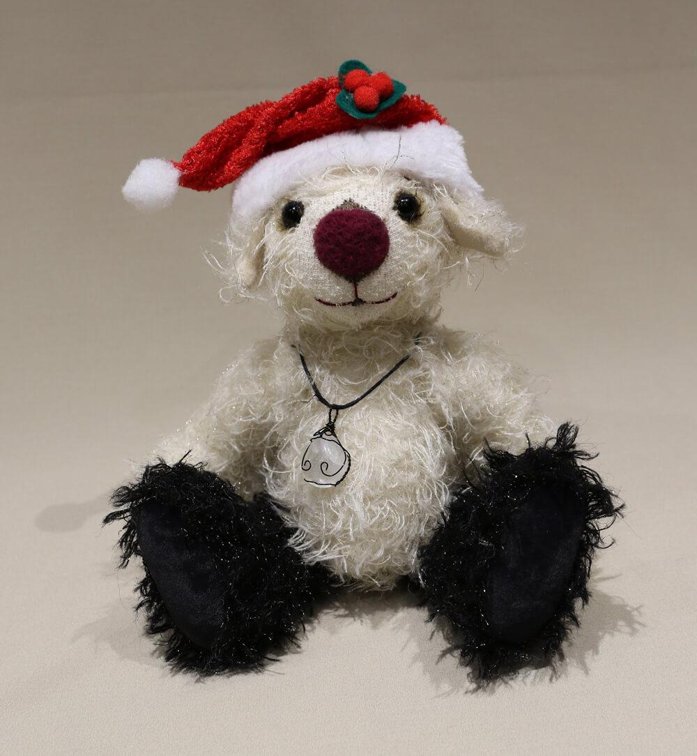 Merry the Christmas bear