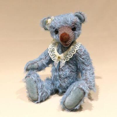Artist mohair bear | Eleanor | Brierley Bears