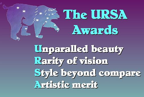 2018 URSA Awards