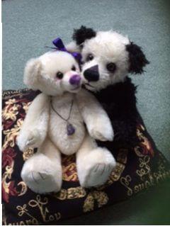 Jiao Jin and Isabella