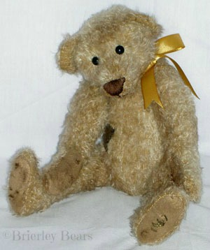 Patch | first jointed bear by Brierley Bears