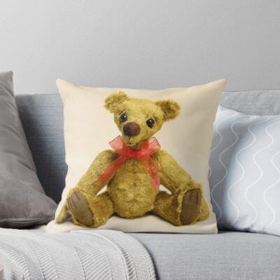 Throw pillow - Wurzel
