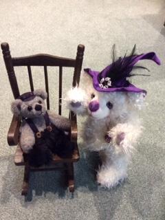 Bertie and Esme