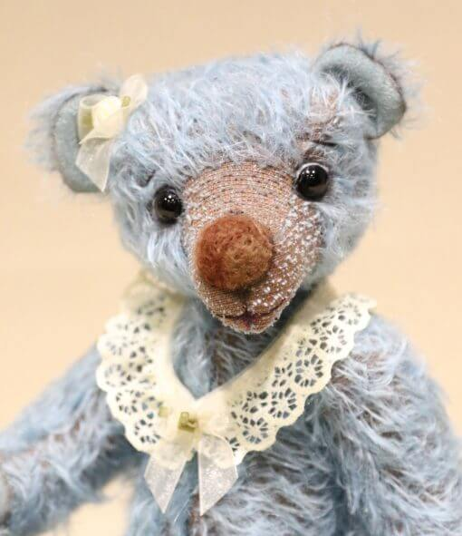 Artist mohair bear | Eleanor | Brierley Bears